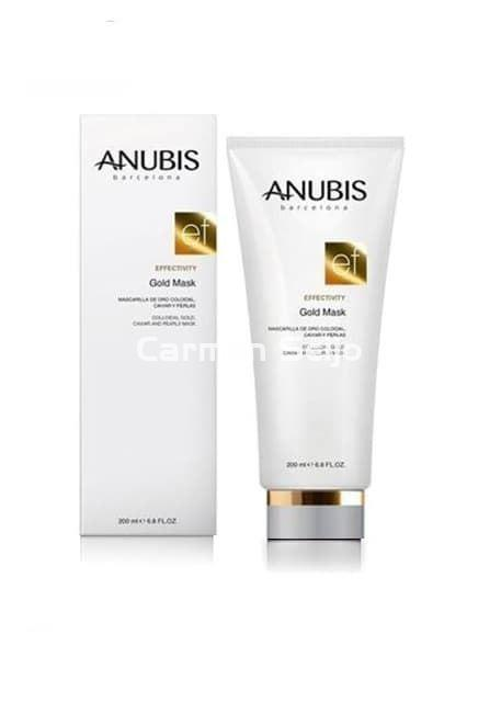 Anubis Mascarilla de Oro Gold Mask Effectivity - Imagen 1