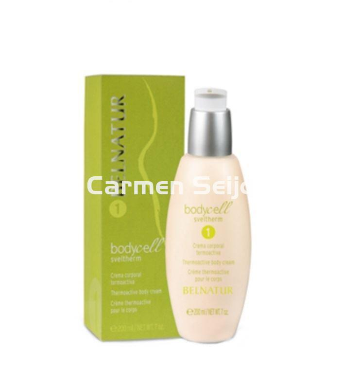 Belnatur Crema Corporal Termoactiva Bodycell Sveltherm - Imagen 1
