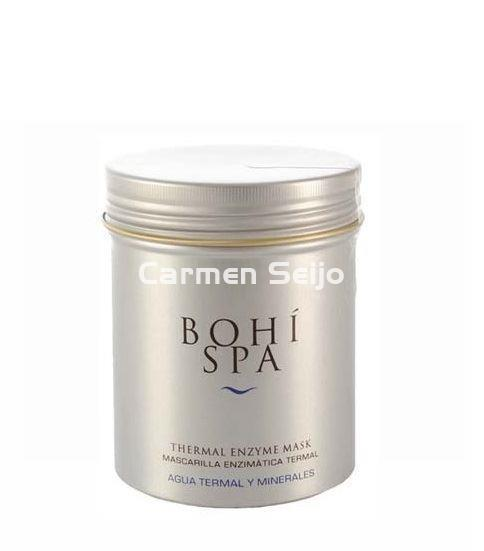 Bohí Spa Mascarilla Enzimática Thermal Enzymatic Mask - Imagen 1