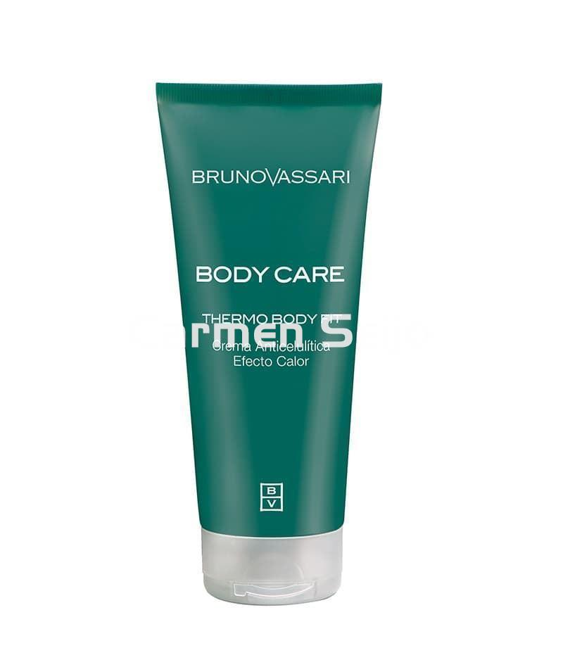 Bruno Vassari Crema Anticelulítica Efecto Calor Thermo Body Fit Body Care - Imagen 1