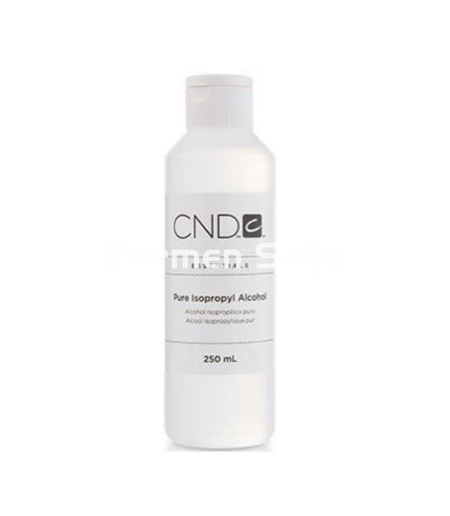 CND Alcohol Isopropílico Pure Isopropyl Alcohol Essentials - Imagen 1