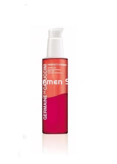 Germaine de Capuccini Aceite Infusionado Reductor Total Fit Perfect Forms - Imagen 1