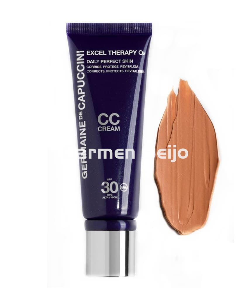 Germaine de Capuccini CC Cream BRONZE Daily Perfection Skin Excel Therapy O2 - Imagen 1