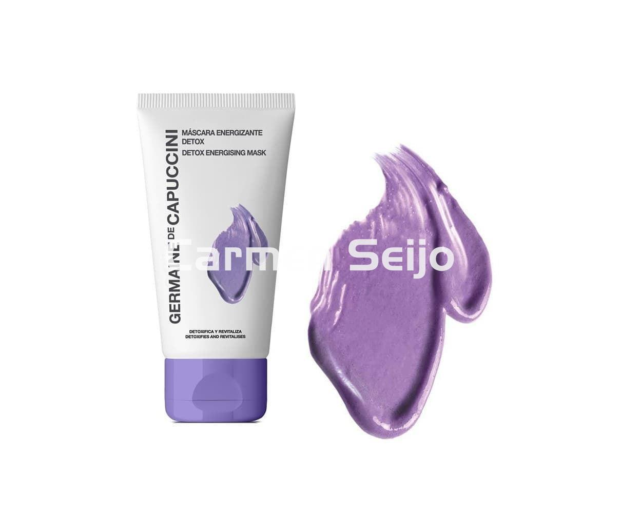 Germaine de Capuccini Máscara Energizante Detox Custom Mask Options - Imagen 1