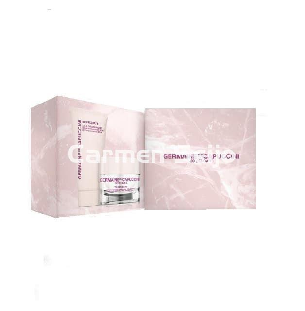 Germaine de Capuccini Pack Tolerance Rich Care So Delicate - Imagen 1