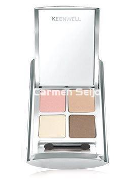 Keenwell Cuarteto Sombra de Ojos Arbah Shades nº 5 Beauty Collection. - Imagen 1