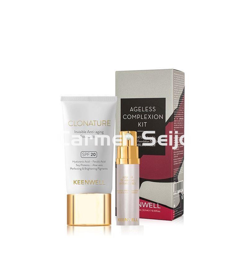 Keenwell Kit Ageless Complexion Nº 05 Intuition. - Imagen 1