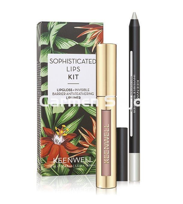 Keenwell Kit Sophisticated Lips 54 Tiare Tahiti. - Imagen 1