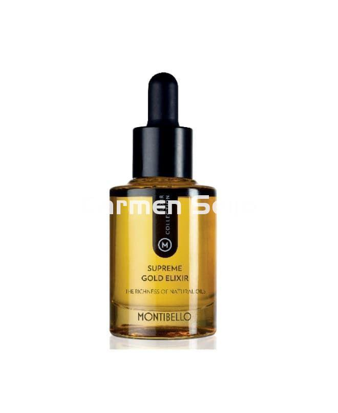Montibello Elixir Reparador Supreme Gold Elixir Collection - Imagen 1