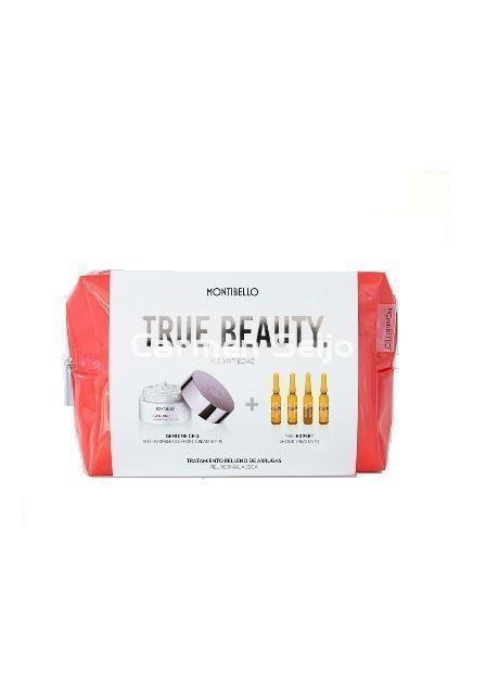 Montibello Kit Antiedad Genuine Cell Rich True Beauty - Imagen 1