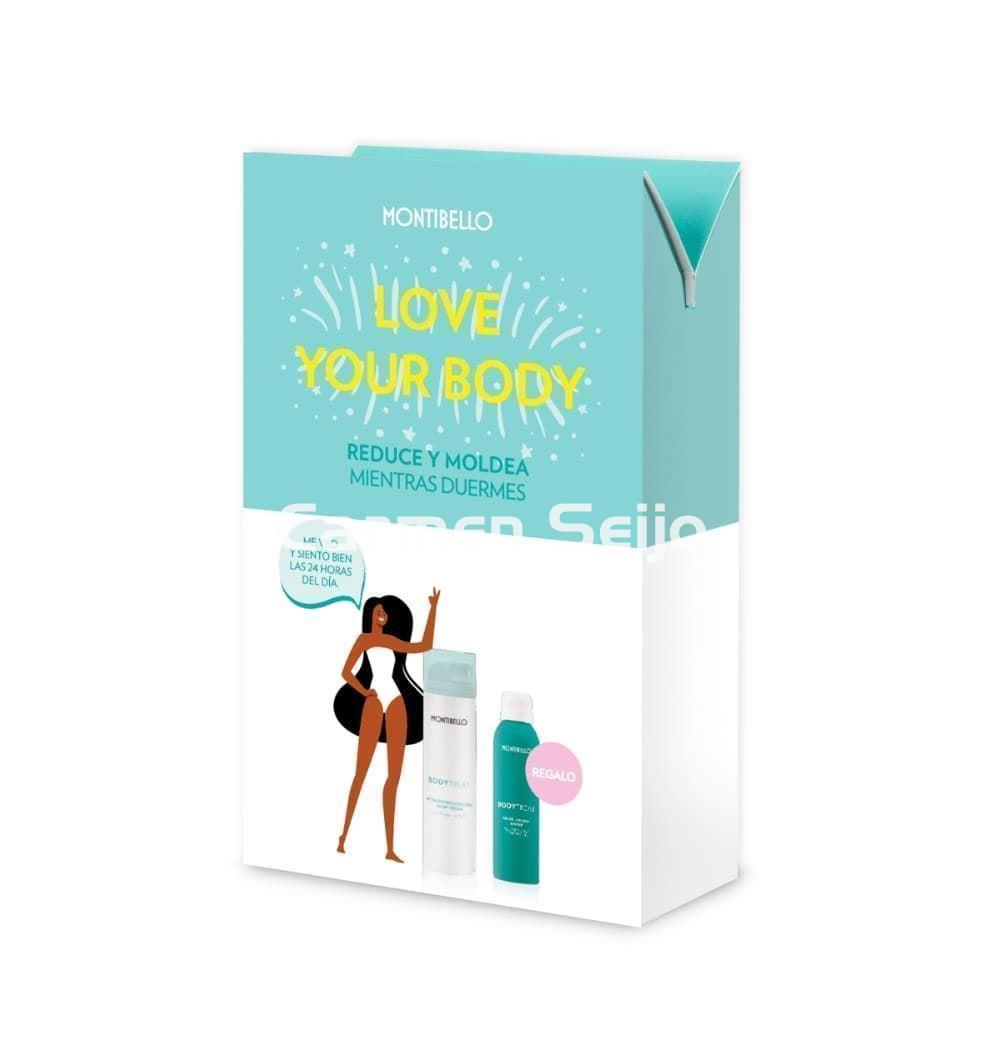 "Montibello Pack Reductor Nocturno ""Love Your Body"" Body Treat - Imagen 1"