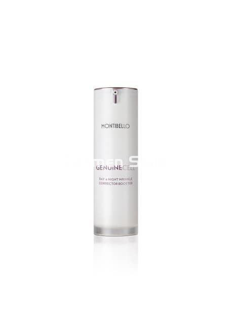 Montibello Sérum Antiarrugas Day&Night Wrinkle Corrector Booster Genuine Cell - Imagen 1