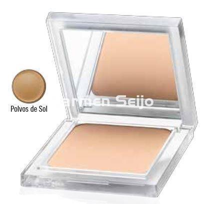 d0fb41fc8 Stage Line Base de Maquillaje Polvo Compacto POLVOS DE SOL Formula Two -  Imagen 1
