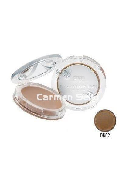 e687c7746 Stage Line Maquillaje Compacto DK02 H-Definition Cover Make-Up - Imagen 1