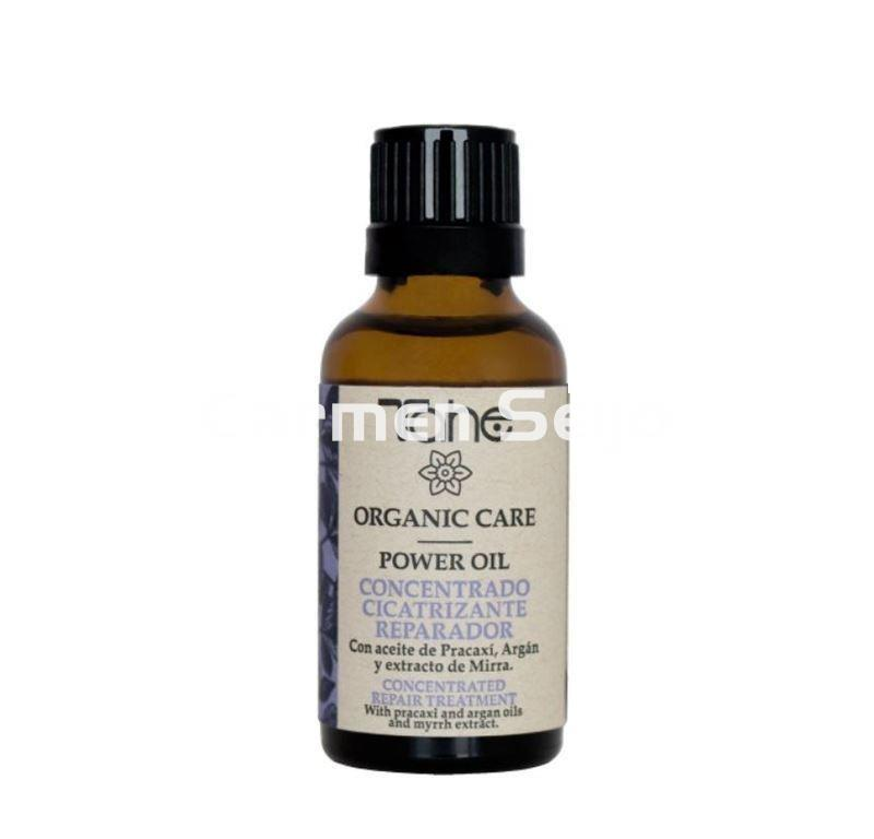 Tahe Concentrado Cicatrizante Reparador Power Oil Organic Care - Imagen 1