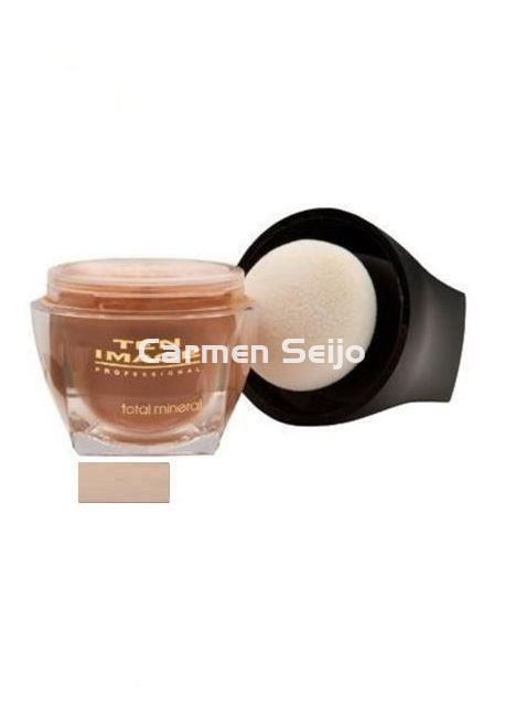Ten Image Polvo Mineral Sandy Clay All-Over Make-Up AO-02 - Imagen 1